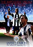 The Impossible Dream Made Possible - United 1 Albion 2 - 28th September 2013 [DVD]