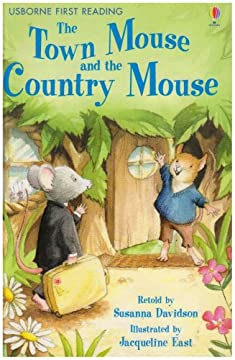 Cover The Town Mouse and the Country Mouse