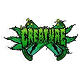Creature Skateboard Sticker - OG Kush bong weed cannabis skunk marijuana smoke