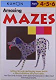 Amazing Mazes (Kumons Practice Books)
