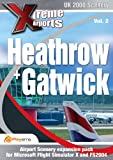 Xtreme Airports Vol 2: Heathrow and Gatwick (PC CD)