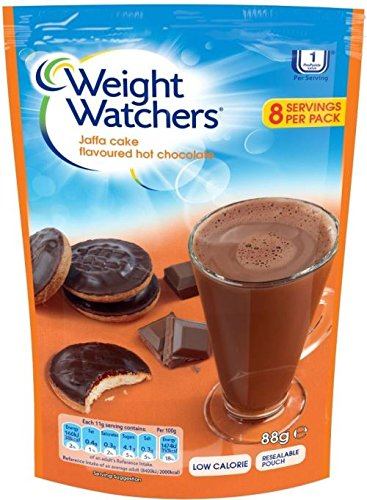 Weight Watchers Jaffa Kuchen Aromatisierte Schokolade (88G)
