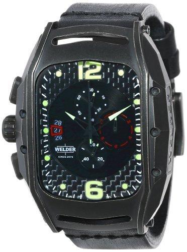 時計 Welder ウェルダー Unisex 801 K42 Oversize Watch メンズ 男性用 [並行輸入品]