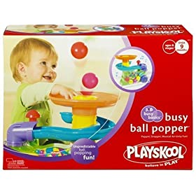 Busy Ball Popper