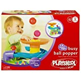 Hasbro Playskool Busy Ball Popper ~ Hasbro