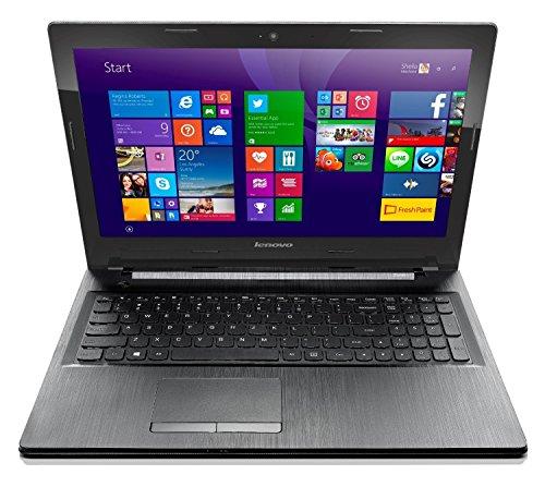 "Lenovo G50-80 Ordinateur Portable 15"" Noir (Intel Core i3, 4..."