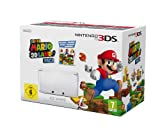 3DS Konsole + Super Mario 3D Land weiß