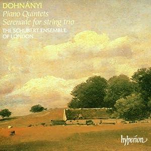 Dohnanyi:Piano Quintets
