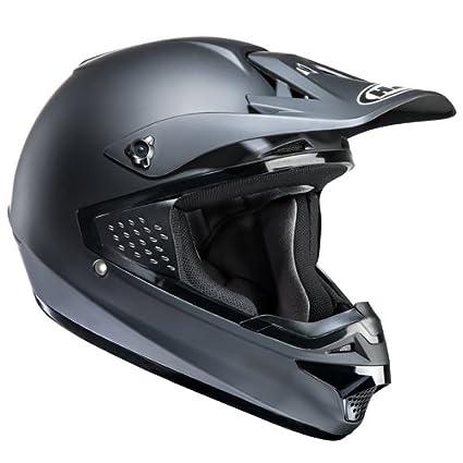 HJC cs-casque enduro/mx noir mat taille m 57/58)