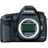 Canon EOS 5D Mark III 22.3 MP Full Frame CMOS with 1080p Full-HD Video Mode Digital SLR Camera (Body)(Certified Refurbished)