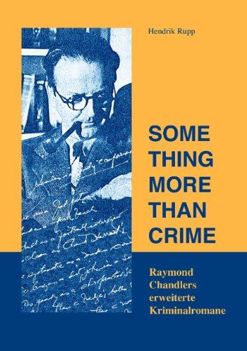 Something more than crime (German Edition)