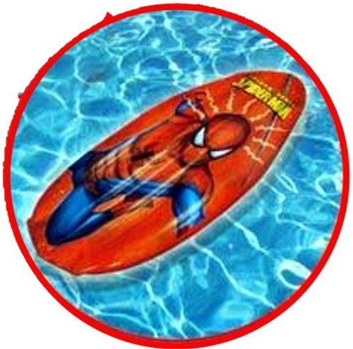 """Spiderman Pool Raft - 28"""" Spiderman Pool Float or Surf Rier for Kids"""