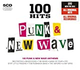 100 Hits 100 Hits: Punk & New Wave Box set, Import Edition by 100 Hits (2011) Audio CD