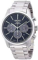 [セイコー ウオッチ]SEIKO WATCH 腕時計 SPIRIT SMART スピリットスマート ソーラー サファイアガラス 日常生活用強化防水(10気圧) 耐磁時計 らくらくアジャストバンド SBPY135 メンズ