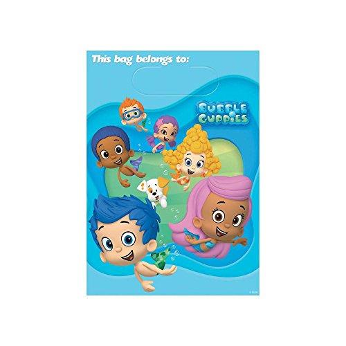 Bubble Guppies Lootbag 8ct [6 Retail Unit(s) Pack] - 4991427