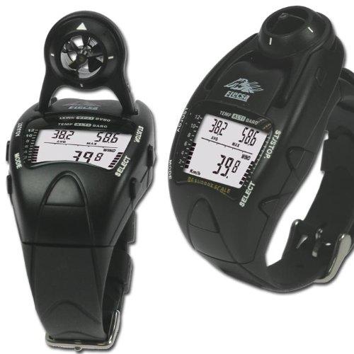 Windmesser Wetterstation Kompass Stoppuhr Höhenmesser Modell ELECSA 6750