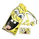 echange, troc Accessories 4 Technology Spongebob -Glo in the Dark Bundle  (Nintendo DSL/DSi) [import anglais]