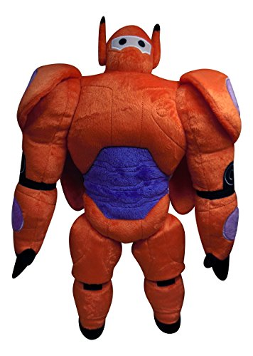 Disney Big Hero 6-Robot Mission Shaped Cuddle Pillow - 1
