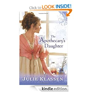 FREE KINDLE BOOK: The Apothecary's Daughter