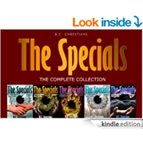 The Specials -The Complete Collection- (The specials season 1)