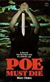 Poe Must Die (060037209X) by Olden, Marc