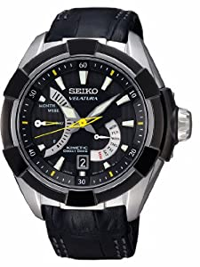 SEIKO SRH015P2 KINETIC VELATURA DIRECT DRIVE, SAPPHIRE GLASS