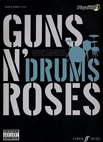 Guns N' Roses: (Drums) (Authentic Playalong)