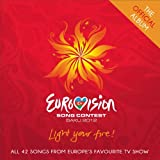 Various Artists Eurovision Song Contest - Baku 2012