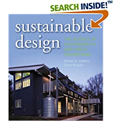 Sustainable Design book cover