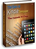 The Best Template for Kindle Publisher, The Debate is Over!