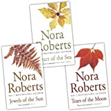 Nora Roberts Nora Roberts Irish Trilogy 3 Books Collection Pack Set (Tears of the Moon, Heart of the Sea, Jewels of the Sun)