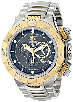 Invicta Men's 15924 Subaqua Analog Display Swiss Quartz Two Tone Watch
