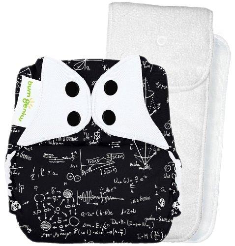 Bumgenius One-Size Pocket Diaper 4.0 Snap - Albert front-520978