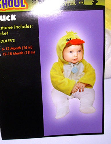 Duck  (Halloween Costume Ideas For 14 Month Old)