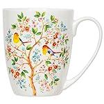 Tree of Life Coupe Mug