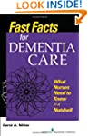 Fast Facts for Dementia Care: What Nu...