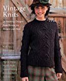 img - for Vintage Knits: 30 Knitting Designs from Rowan for Women and Men book / textbook / text book