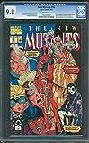 New Mutants # 98 CGC 9.6 (Certified Guaranty Company) 1st Apperance of DEADPOOL (Wade Wilson), Gideon, & Copy Cat (Vanessa Carlysle) as Domino. (The New Mutants, Volume 1)