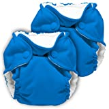 Lil Joey 2 Pack All-In-One Cloth Diaper, Bermuda