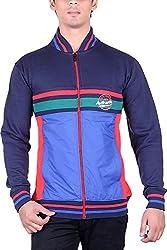 RGT Men's Fleece Regular Fit Sweatshirts (RGT6036NAVYROYAL-XXL)