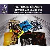 Seven Classic Albums [Audio CD] Horace Silver