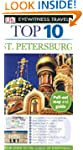 Top 10 St. Petersburg [With Pull-Out...
