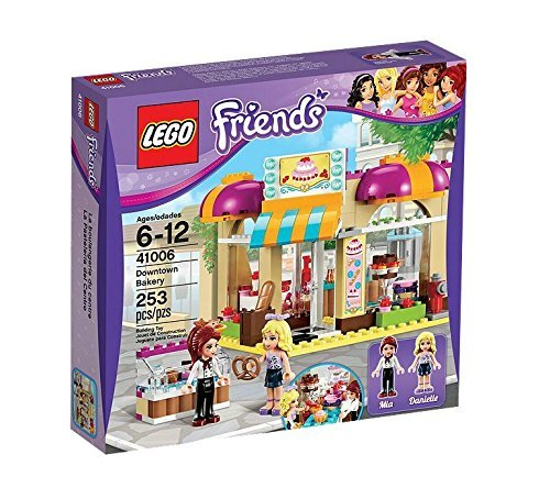 LEGO (LEGO) Friends Downtown Bakery 41006 (Friends Lego Downtown Bakery compare prices)