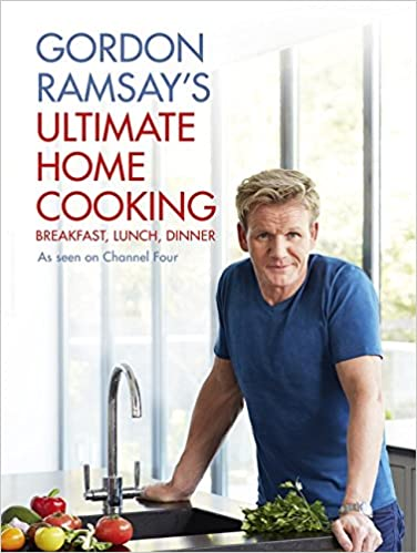 gordon ramsay recipe book
