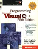 img - for By David Kruglinski Programming Microsoft Visual C++ (5th Fifth Edition) [Paperback] book / textbook / text book