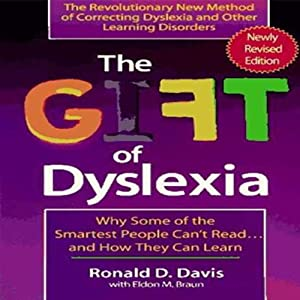 The Gift of Dyslexia Audiobook