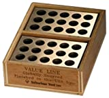 Suburban Tool Value Line 1-2-3 Blocks with Wooden Case