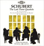 Schubert: The Last Three Quartets, Nos. 13, 14 & 15