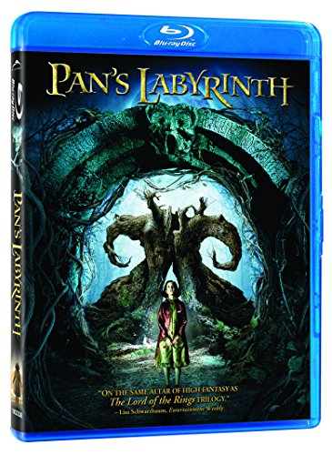 Cover art for  Pan's Labyrinth [Blu-ray]