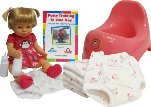 Free Potty Training Kits front-1042825